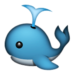 the two whale conundrum injustice on the emoji sea