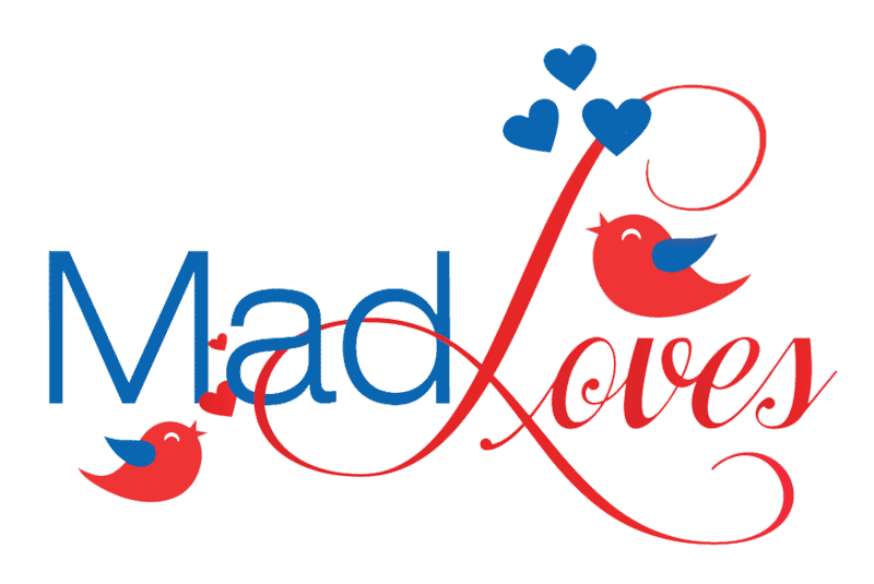Logo for Madloves promotion from Deep V Music and The Gregory Brothers