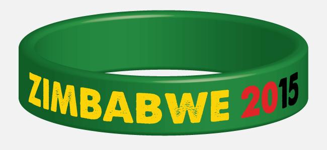 Zimbabwe memory bracelet